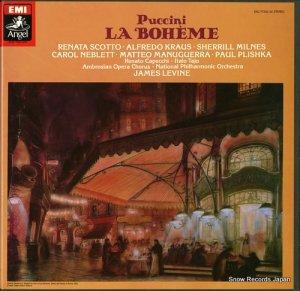 ジェームズ・レヴァイン - プッチーニ:歌劇「ラ・ボエーム」全曲 - EAC-77333.34
