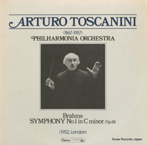 アルトゥーロ・トスカニーニ - ブラームス:交響曲第1番ハ短調 - SLF5006(M)