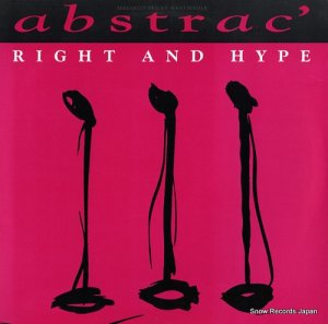 ABSTRAC' - right and hype - 921278-0
