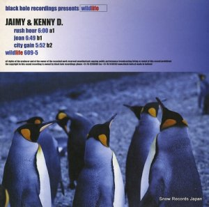 JAIMY AND KENNY D. - rush hour - WILDLIFE609-5