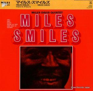 マイルス・デイビス - マイルス・スマイルズ - 23AP2569
