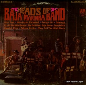バハ・マリンバ・バンド - heads up! - SP4123
