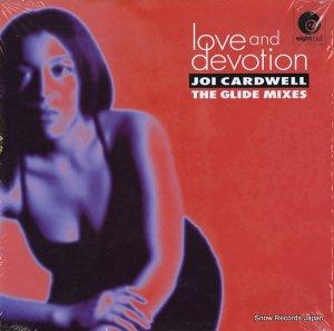 ジョイ・カードウェル - love and devotion(the glide mixes) - EB70