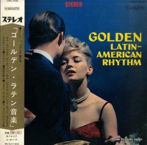 V/A - ゴールデン・ラテン音楽 - SWG-7008
