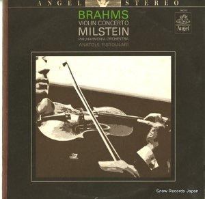 ナタン・ミルシテイン - brahms; violin concerto - 36000