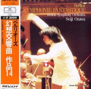 小沢征爾 - ベルリオーズ:幻想交響曲作品14 - 20MG0189