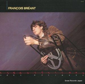 フランソワ・ブレアン - 視覚的音響 - GP707