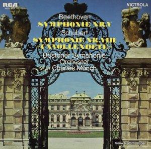シャルル・ミュンシュ - beethoven; symphonie nr.v - VICS1035