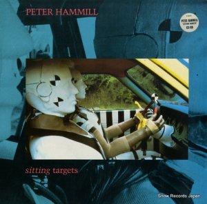 ピーター・ハミル - sitting targets - V2205