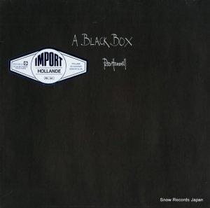 ピーター・ハミル - a black box - 6302067