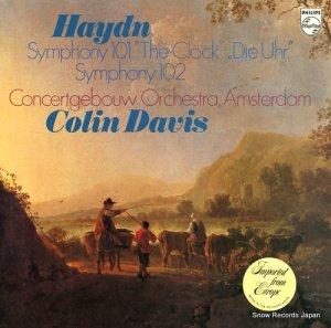 コリン・デイヴィス - haydn; symphony 101