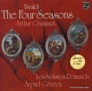 アルテュール・グリュミオー - vivaldi; the four seasons - 9500613
