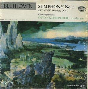 オットー・クレンペラー - beethoven; leonore overture no.3 - AR88039
