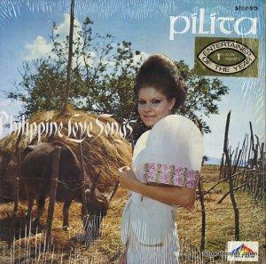 ピリタ・コラレス - philippine love songs volume1 - TSP-5047