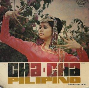 フィリピン・ブラス・バンド - cha cha pilipino volume 12 - WL-73-28