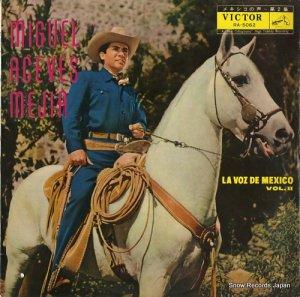 ミゲル・アセベス・メヒア - 「メキシコの声」第2集 - RA-5062