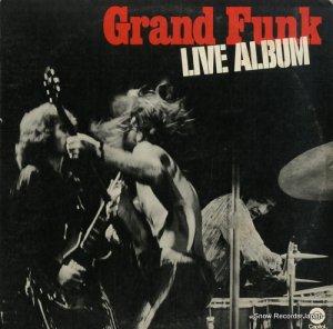 グランド・ファンク・レイルロード - live album - SWBB-633