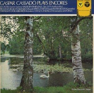 ガスパール・カサド - カサド・アンコール・アルバム - MS-1134-N