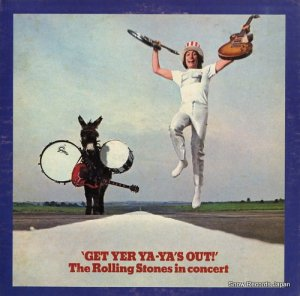 ザ・ローリング・ストーンズ - get yer ya-ya's out - NPS-5