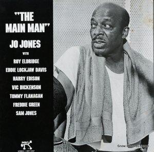 ジョー・ジョーンズ - メイン・マン - MTF1087