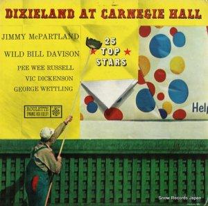 ジミー・マクパートランド/ワイルド・ビル・デイヴィソン - dixieland at carnegie hall - R-25038