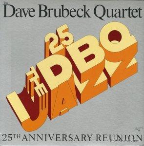 デイブ・ブルーベック - 25 th anniversary reunion - SP-714