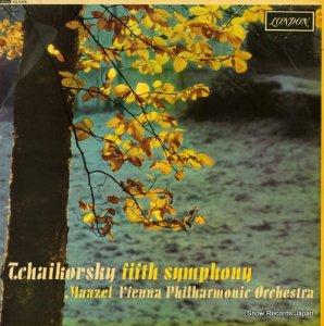 ロリン・マゼール - チャイコフスキー:交響曲第5番ホ短調作品64 - CS6376