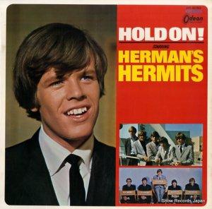 ハーマンズ・ハーミッツ - 映画「ホールド・オン」サウンド・トラック盤 - OP.8050