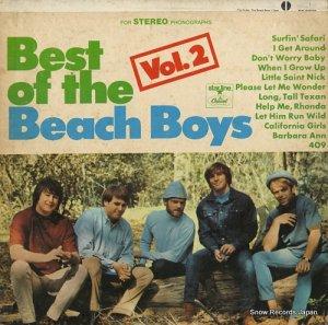 ザ・ビーチ・ボーイズ - best of the beach boys vol.2 - DT2706