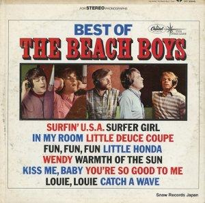ザ・ビーチ・ボーイズ - best of the beach boys vol.1 - DT2545