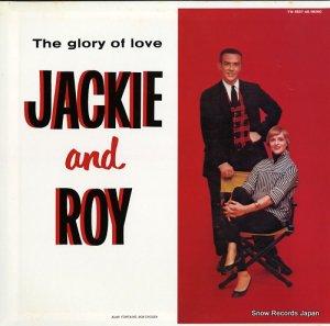 ジャッキー・ケイン&ロイ・クラール - グローリー・オブ・ラヴ - YW-8557-AB