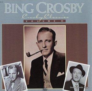 ビング・クロスビー - crosby classics volume iii - SM-11740