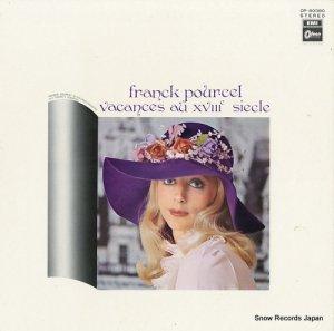 フランク・プゥルセル - 優雅なるムード・ミュージック/愛のバロック・アルバム - OP-80380