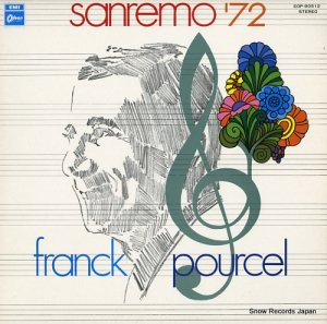 フランク・プゥルセル・グランド・オーケストラ - サン・レモ'72 - EOP-80512
