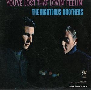ザ・ライチャス・ブラザース - you've lost that lovin' feelin' - LP-4007