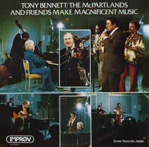 トニー・ベネット - the mcpartlands and friends make magnificent music - IMPROV7123