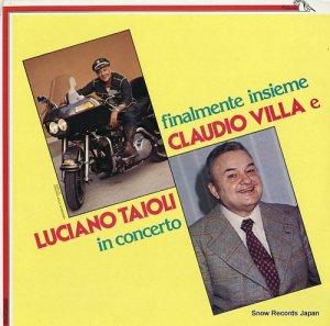 クラウディオ・ビルラ/ルチアーノ・タヨーリ - finalmente insieme - PL596