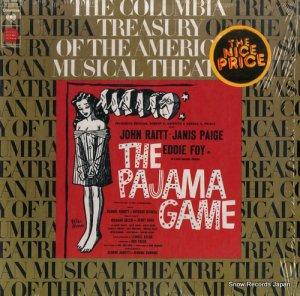 オリジナル・ブロードウェイ・キャスト - the pajama game - S32606