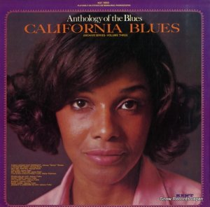 V/A - california blues - KST9003