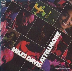 マイルス・デイビス - at fillmore - CG30038
