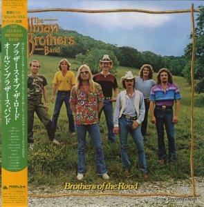 オールマン・ブラザーズ・バンド - ブラザース・オブ・ザ・ロード - 25RS-142