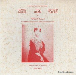 マリア・カラス - puccini; tosca - HRE306-2