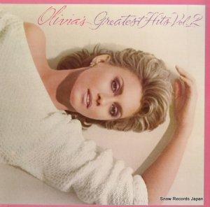 オリビア・ニュートン・ジョン - olivia's greatest hits vol.2 - MCA-5347