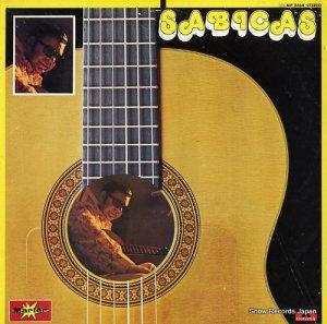 サビーカス - フラメンコ・ギターの旅情 - MP2464