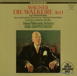 ハンス・クナッパーツブッシュ - ワーグナー:楽劇「ワルキューレ」第1番 - K33C70012/3