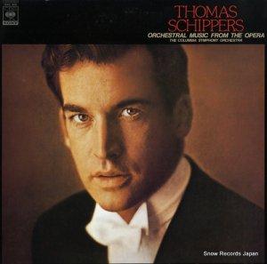 トーマス・シッパーズ - オペラ名曲集 - 13AC955