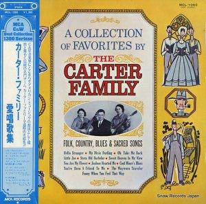 カーター・ファミリー - 愛唱歌集 - MCL-1060