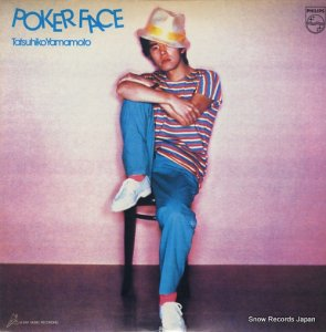 山本達彦 - poker face - 20PL-27