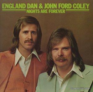 イングランド・ダン&ジョン・フォード - nights are forever - BT89517
