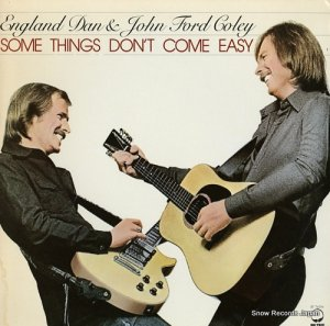 イングランド・ダン&ジョン・フォード - some thing don't come easy - BT76006